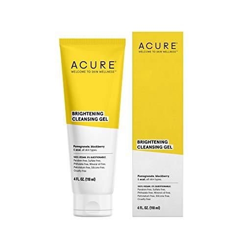 Acure Organics, Facial Cleanser, SuperFruit + Chlorella Growth Factor, 4 fl oz (118 ml)
