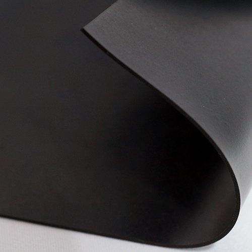 1m² Gummiplatte   Stärke: 1mm   1,20m x 0,83m   NR/SBR