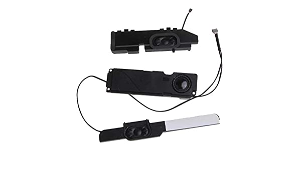 Almencla 1 Paar Interner L R Sound Lautsprecher Lautsprechers Reparatur-Set f/ür MacBook Pro 13 A1278 2009-2012