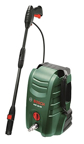 Bosch AQT 33-10 1300-Watt Home and Car Washer (Green, Black and Red)  available at amazon for Rs.6950