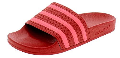 Adidas adilette w ciabatte donna rosse ee6185 rosso 37 eu