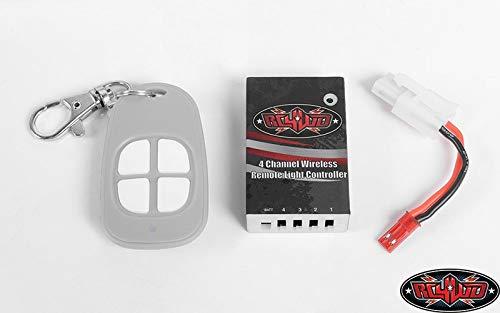 RC4WD 4 Channel Wireless Remote Light Controller (Elektronik-sound-bars)