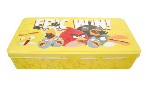 Angry Birds ANGR8436 – Lata para lápices, diseño de Angry Birds