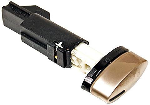 Neff Four Plaque de cuisson ovale argent Interrupteur Bouton de contrôle de bouton