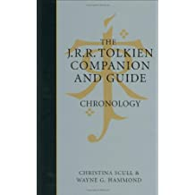 J.R.R. Tolkien Companion Volume 1 Chronology: Volume 1: Chronology