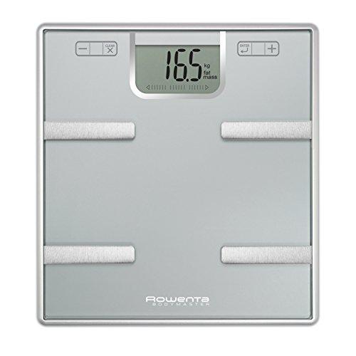 Rowenta Bodymaster BR6010V0 - Báscula baño, medición índice de masa corporal, de...