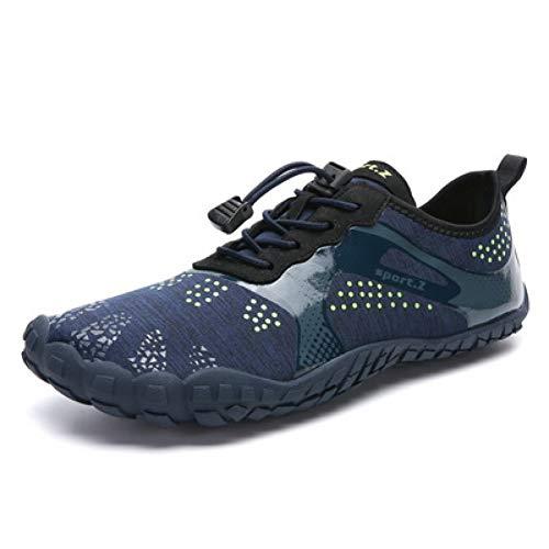 Zapatos Playa,Agua En El Verano Los Hombres Zapatos Zapatos Zapatos Playa Piscina Aqua Plus Size Grande...
