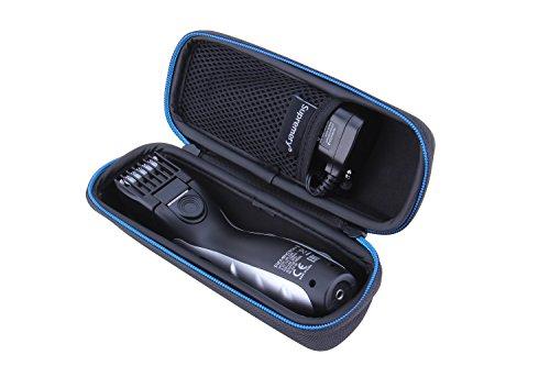 Supremery Tasche für Remington MB4030 MB320C Bartschneider-Set Case Schutz-Hülle Etui Tragetasche
