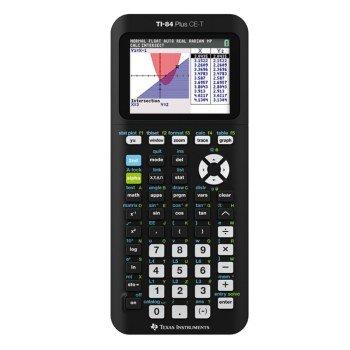 TI-84 Plus CE-T Calcolatrice Grafica