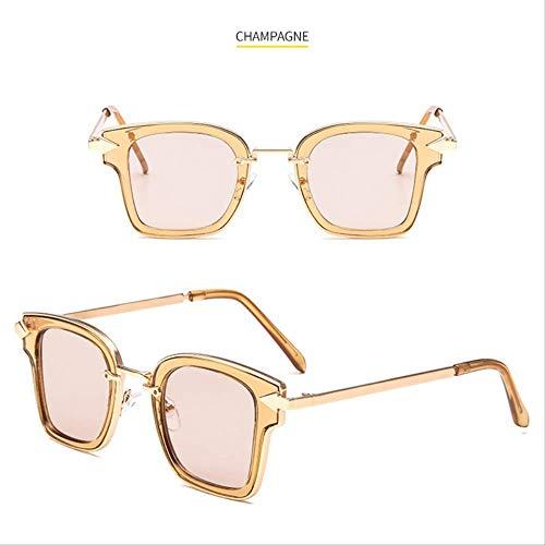 ZHAS Sonnenbrillen Mode Sonnenbrillen Sonnenbrillen für Männer für Frauen Metall Cool Shades Sonnenbrillen sind aus High-End-Materialien für Haltbarkeit hergestellt