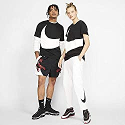 Nike T-Shirt Sportswear Hbr Swoosh 1 Noir L (Large)