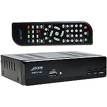 TDT SOBREMESA USB GRABADOR HDMI EUROCONECTOR HD T2 HIPPO TDT - T/2 DE ALTA DEFINICIÓN.