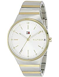 Tommy Hilfiger Analog Silver Dial Women's Watch - TH1781800