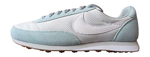 Nike - Scarpe da ginnastica Elite Textile, Donna Grigio (Gris (Lt Bs Gry / White-Glcr Ic-Bs Gry))