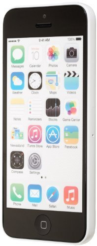 Apple iPhone 5C Blanco 32GB Smartphone Libre  Reacondicionado Certificado