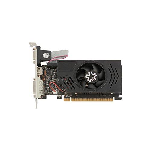 Nextron Nvidia GeForce GT 730 4GB 128-Bit DDR5 PCI Express Graphic Card /  PCI-E 2 0 / 4GB / 128 Bit / D-SUB(VGA)Heat Sink with Fan