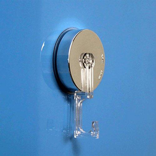 Pvc-vakuum-anschluss (Unbekannt ZHAOJING Vakuum-Anschluss kann wiederholt Werden Verwendung Keine Spur Sauger Anschluss Bad Starke Power saugen Haken (Farbe : A-2pcs))