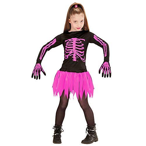 Widmann Kinderkostüm Skelett Ballerina (Ballerina Halloween-kostüm Ideen)