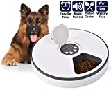 XIAPIA Automatic Gravity Cat Food And Water Feeder Waterer Dispenser Set for Dog