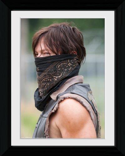 GB eye 16 x 30,48 cm The Walking Dead Daryl pasamontañas