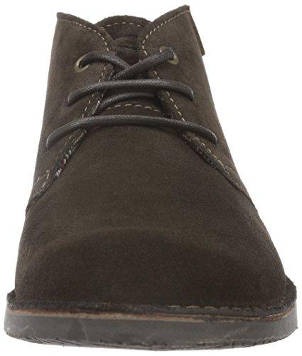 Camel Active Vienna 12, Desert Boots Homme Marron (Ebony 07)