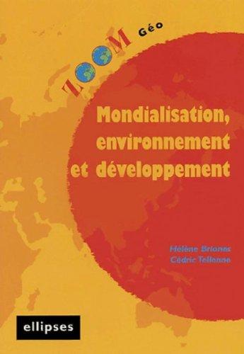 Mondialisation, environnement et dévelo...