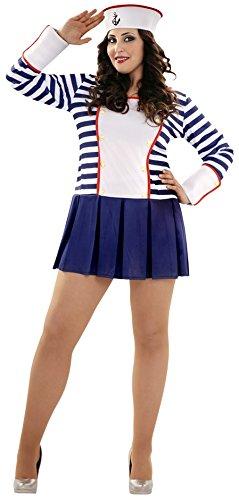 Marinera Kostüm XL - Marinera Kostüm