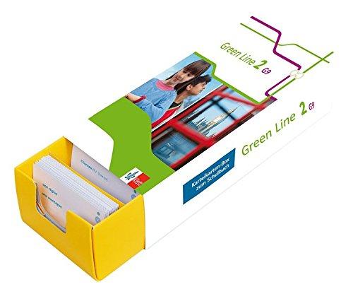 Klett Green Line 2 G9 Klasse 6 - Vokabel-Lernbox zum Schulbuch: Englisch passend zum Lehrwerk üben