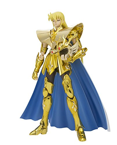 Bandai - Saint Seiya 56680 Myth Cloth EX Virgo Shaka Revival Edition, 19797 (Ex Cloth Myth Bandai)