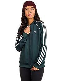 adidas SST TT, Sudadera para Mujer, Verde (Mingre), 34