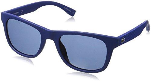 Lacoste Unisex-Erwachsene L790S 424 52 Sonnenbrille, Blau (Matte Bluee),