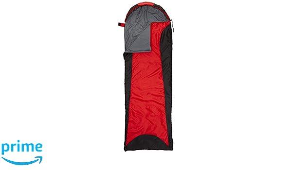 bc2733b12 Atipick Saco Con Capucha Punch Bag - Red/Black, Size 1: Amazon.co.uk:  Sports & Outdoors