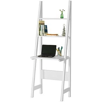 SoBuy® Modernes Bücherregal Set mit Schreibtisch