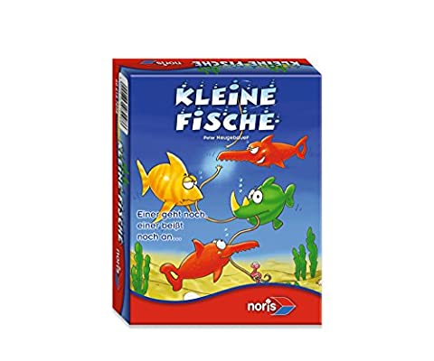Noris Spiele 606187098 - Kleine Fische, Kartenspiel