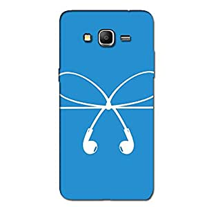 LISTEN TO THE EAR BACK COVER FOR SAMSUNG ON5