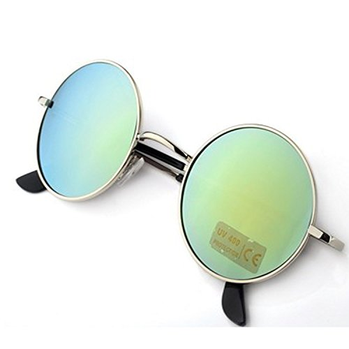 elligator round sunglass