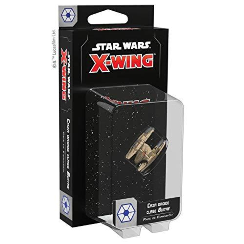 Fantasy Flight Games SW X-Wing 2.0 Caccia droide Classe barile – Spagnolo Colore (SWZ31ES