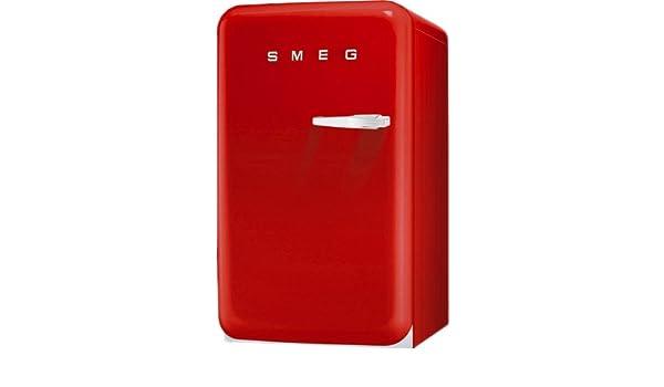Smeg Minibar Kühlschrank : Smeg minibar fab lr links rot amazon elektro großgeräte