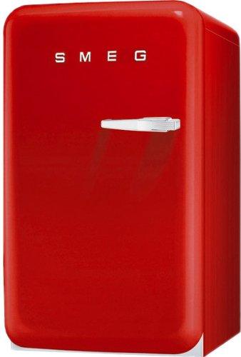 Smeg Minibar FAB5LR Links Rot