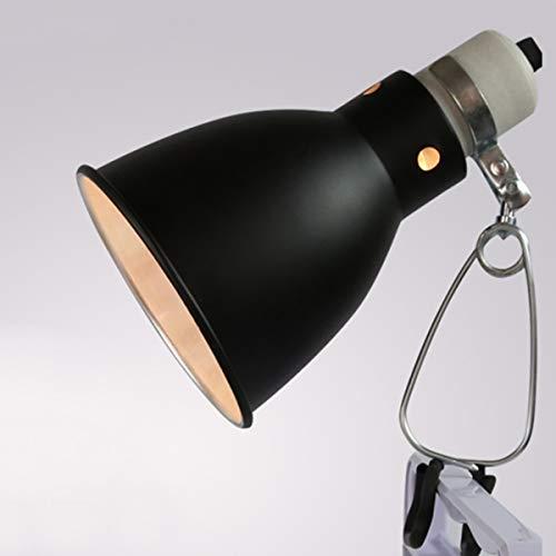 Heizungs Lampe E27 Keramik Wärme Uv Uvb Lampe Licht Halter Für Aquarium Amphibien Reptil Schildkröte Lampenschirm Mit Schalter -