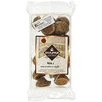 Moka Biscotti al Caffè - Pasticceria Artigianale alle Nocciole - Tradizione Abruzzese -350 gr - Dolci Aveja