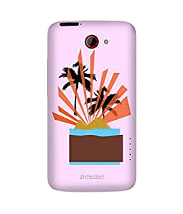 Nature (8) HTC One X Case