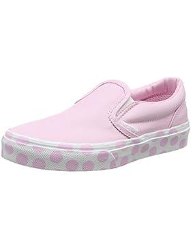 Vans UY Classic Slip-On, Zapatillas Para Niñas