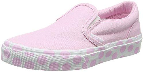 ssic Slip-on Sneakers, Pink (Polka Dot), 35 EU (Vans Slip-ons, Kinder)