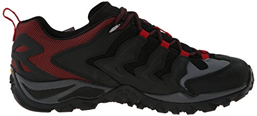 Merrell Chameleon Shift Vent , Chaussures de randonnée homme Black/Red