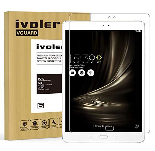 pellicola tablet asus zenpad 10 iVoler Pellicola Vetro Temperato per ASUS ZenPad 3S 10