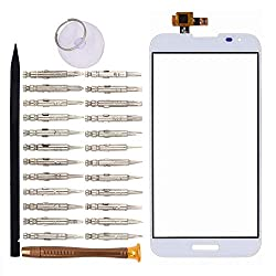 Touch Screen Glass Digitizer Replacement For Lg Optimus G Pro E985f240e980e986(white)