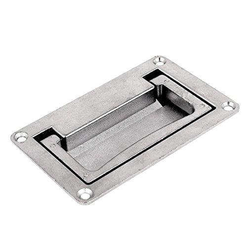 7 Flush (Sourcingmap® Tür Schublade 11cm x 7cm Einbauleuchten Flush Schiebetür Carry Pull Griff)