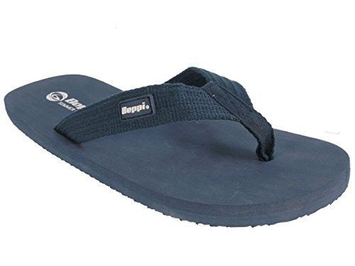 Beppi 213940 de sandales de schwimmbadschuhe, tongs pour homme Bleu - Navyblau
