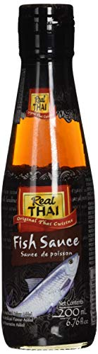 Real THAI Fischsauce, 3er Pack (3 x 200 ml)